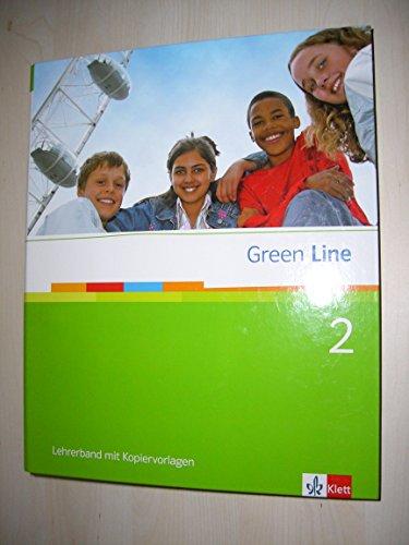 9783125471337: Green Line - Ausgabe Gymnasium Bd 2: Green Line - Ausgabe Gymnasium Bd 2. Leh...