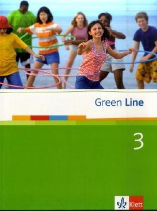 9783125471412: Green Line 3. Schülerbuch: Gymnasium