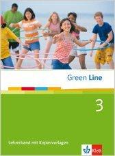 9783125471436: Green Line 3. Lehrerband mit Kopiervorlagen.