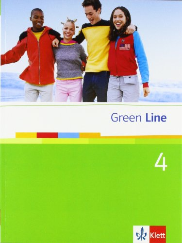 9783125471511: Green Line 4. Schülerbuch (Flexibler Einband)