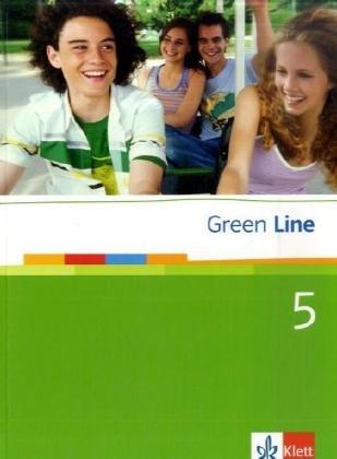 9783125471610: Green Line 5. Schülerbuch