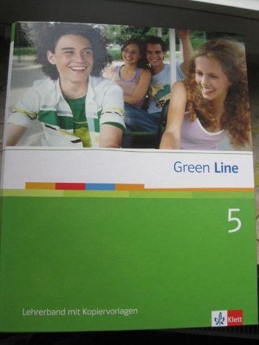9783125471634: Green Line 5 Lehrerband mit Kopiervorlagen [Ringeinband] by Frank Haß, Klett ...