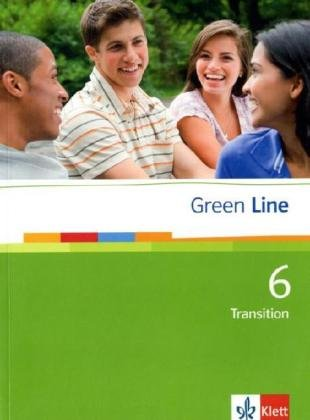 9783125471719: Green Line 6 Transition. Schülerbuch