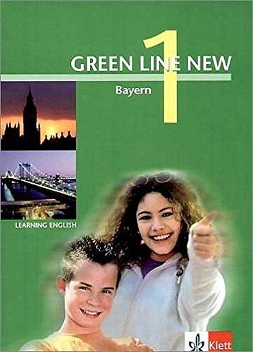 9783125472105: Learning English Green Line. Neu. Schülerbuch. Bayern. (Lernmaterialien)