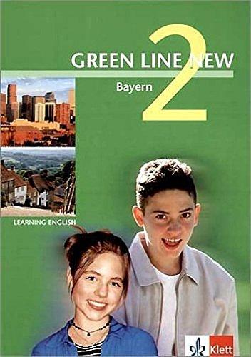 9783125472204: Green Line New 2. Schülerbuch. Bayern: Für Gymnasien