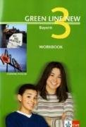 9783125472358: Green Line New 3. Workbook. Bayern: Gymnasium