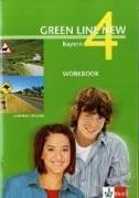 9783125472457: Green Line New 4. Workbook. Bayern: Gymnasium