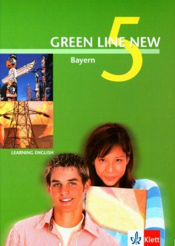 9783125472501: Green Line New 5. Schülerbuch. Bayern: Für Gymnasien