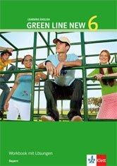 9783125472648: Green Line New 6 Bayern Workbook mit Lösungen (10. Klasse) [Pappbilderbuch] b...