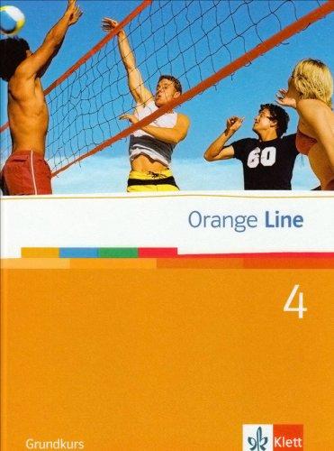9783125475403: Orange Line 4. Grundkurs Klasse 8. Schülerbuch