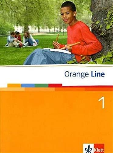 9783125476103: Orange Line 1. Schülerbuch