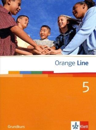 9783125476509: Orange Line. Schülerbuch Teil 5 (5. Lernjahr) Grundkurs