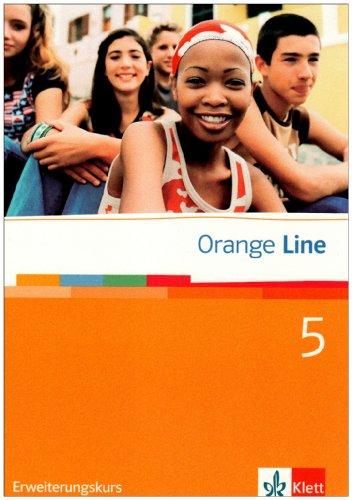 9783125476516: Orange Line. Schülerbuch Teil 5 (5. Lernjahr) Erweiterungskurs