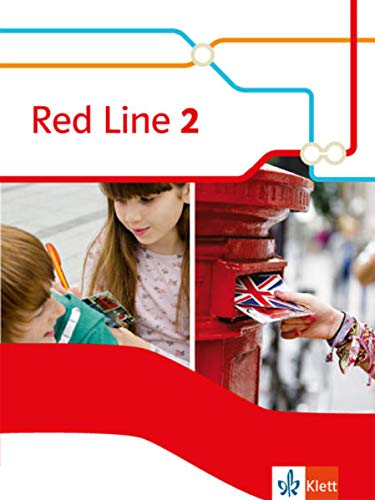 9783125477728: Red Line 2. Schülerbuch (Fester Einband). Ausgabe 2014