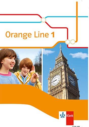 9783125480711: Orange Line IGS 1. Schülerbuch. Ausgabe 2014