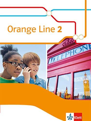 9783125480728: Orange Line 2. Schülerbuch (fester Einband)