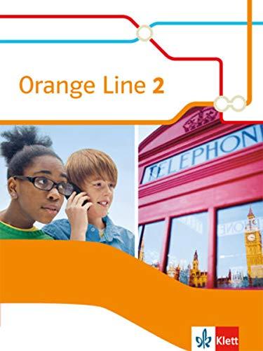 9783125482722: Orange Line 2. Schülerbuch (flexibler Einband)