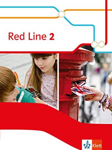 9783125487727: Red Line 2. Schülerbuch (Flexibler Einband). Ausgabe 2014