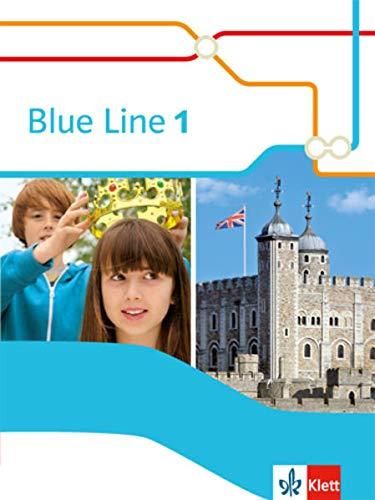 9783125488717: Blue Line 1. Schülerbuch. Ausgabe 2014