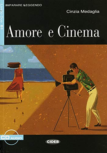 9783125523425: Amore e cinema. Mit Audio-CD: Buch + Audio-CD