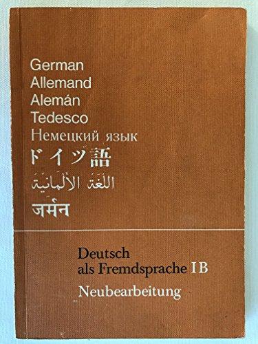 9783125538009: Deutsch Als Fremdsprache - Level 2: Lehrbuch 1b