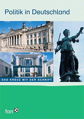 9783125546165: Politik in Deutschland. F.A.N. Sachheft
