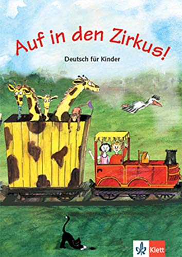 9783125547254: Auf in Den Zirkus: Buch (German Edition)