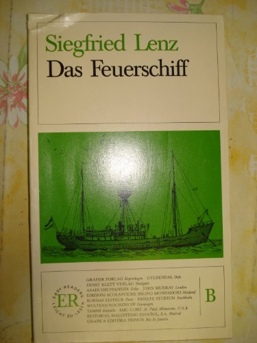 9783125554306: Easy Readers - German: Das Feuerschiff
