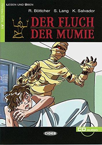9783125560062: Der Fluch der Mumie: Krimi. Niveau 1, A1