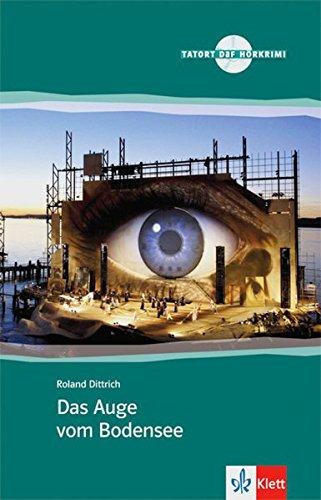9783125560093: Das Auge vom Bodensee (1CD audio)