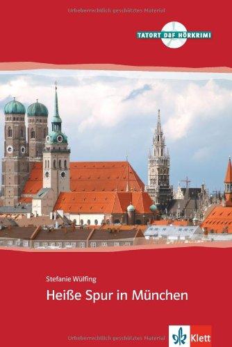 9783125560123: Heisse Spur in Munchen (German Edition)