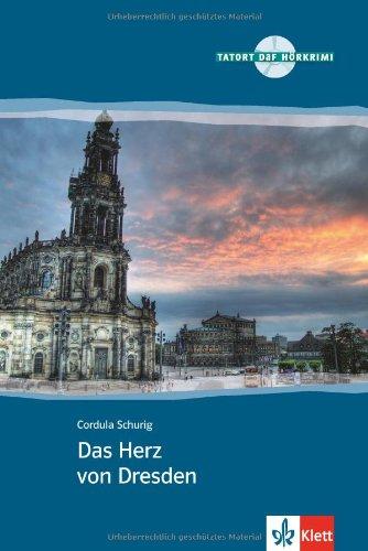 9783125560208: Das Herz von Dresden. Serie Tatort DaF. Libro + CD