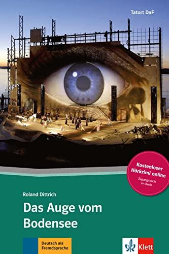 9783125560390: Das Auge Vom Bodensee + Audio-online (German Edition)