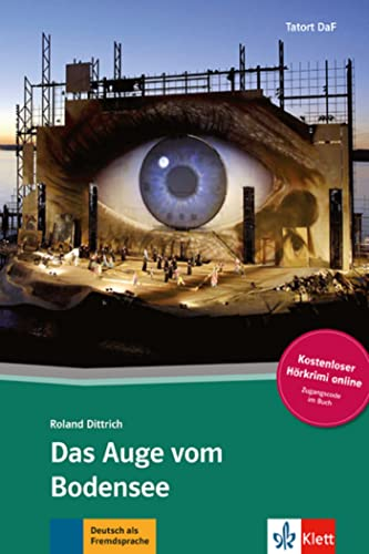 9783125560390: Das Auge Vom Bodensee + Audio-online (German Edition)