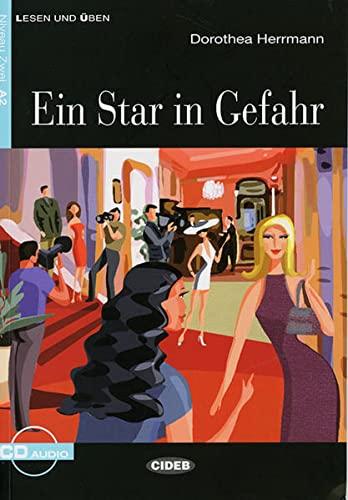 Ein Star in Gefahr avec 1 CD audio - Dorothea Herrmann