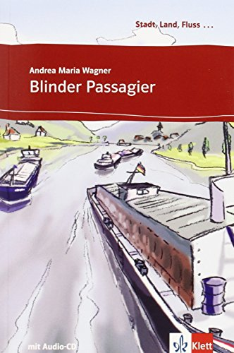 Blinder Passagier (German Edition): Wagner, Andrea Maria