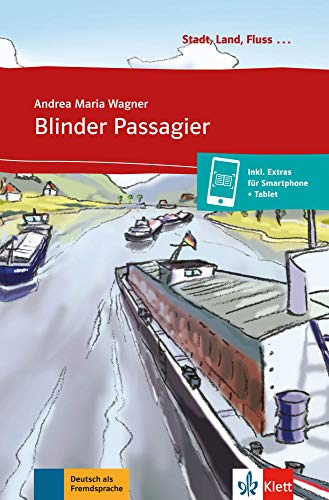 Blinder Passagier - Libro + audio descargable: Andrea Maria Wagner
