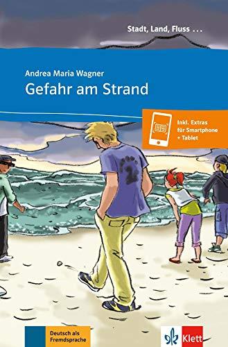 9783125570085: Gefahr am Strand - Buch & Audio-Online