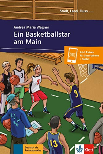 Ein Basketballstar am Main - Buch and: Wagner, Andrea Maria