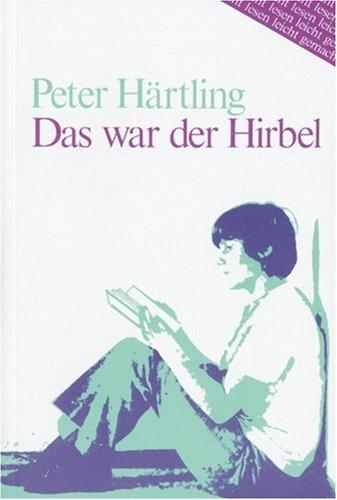9783125592407: Hartling: Das War Der Hirbelb (Lesen leicht gemacht - Level 1) (German Edition)