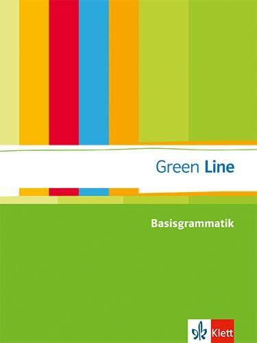 9783125600126: Green Line Basisgrammatik. Sekundarstufe I