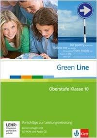 9783125600218: Green Line Oberstufe Klasse 10 - Vorschläge zur Leistungsmessung