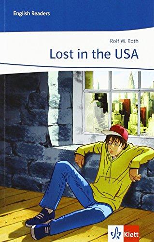 9783125600881: Lost in the USA: Lernjahr 3 und 4