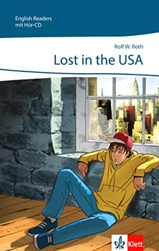 9783125600898: Lost in the USA: Englische Lektüre mit Hör-CD 11für das 3. Lernjahr