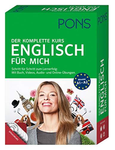 9783125608214: PONS Englisch für mich: Der komplette Sprachkurs. Schritt für Schritt zum Lernerfolg