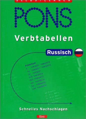 PONS Verbtabellen, Russisch: Renate;Babiel Babiel
