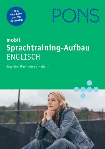 9783125611344: PONS mobil. Aufbau-Sprachtraining. Englisch. 2 CDs . (Lernmaterialien)