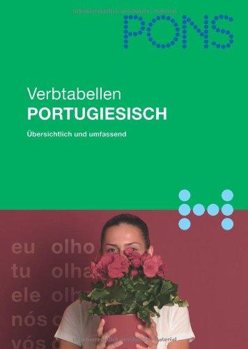 9783125611566: PONS Verbtabellen Portugiesisch