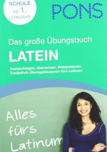 9783125615595: PONS Das große Übungsbuch Latein
