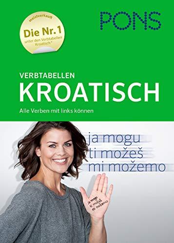 9783125615977: PONS Verbtabellen Kroatisch
